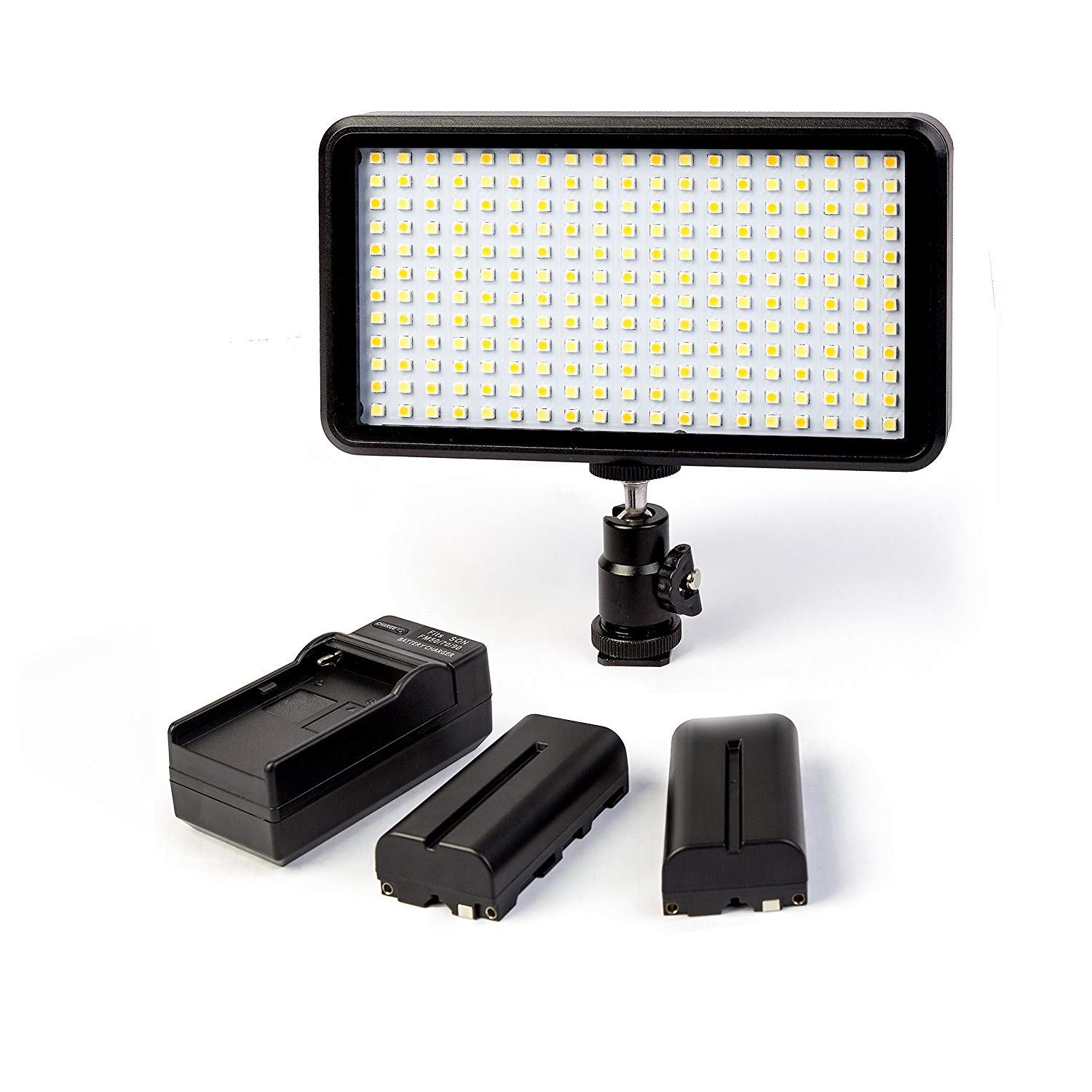 GIGALUMI W228 Video Light
